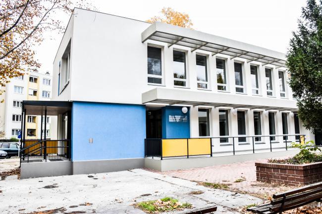 Szeged, Budapesti krt. 23. rendelőintézet felújítás