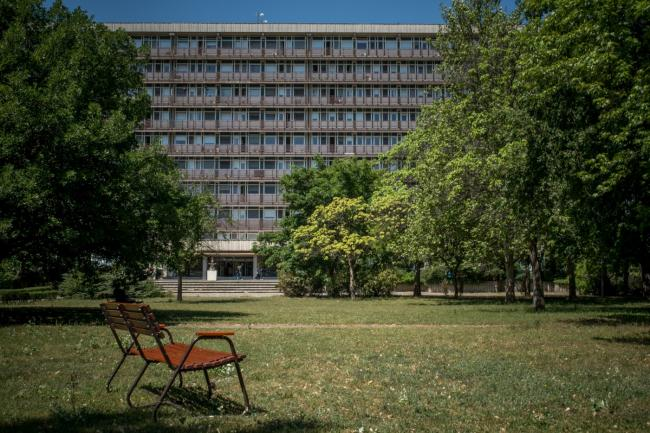 Budapest Jahn Ferenc Kórház naperőmű létrehozása