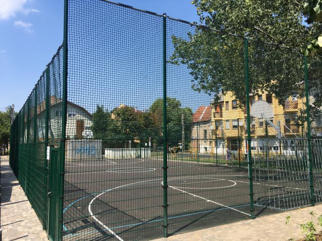 Szeged, Klapka tér rekonstrukció