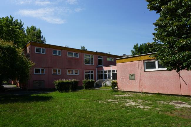 Óvodafejlesztési Program Szegeden- I. ütem; Garam Utcai Óvoda fejlesztése