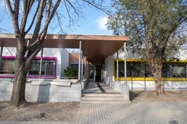 Óvodafejlesztési Program Szegeden- I. ütem; Tünde téri Óvoda fejlesztése