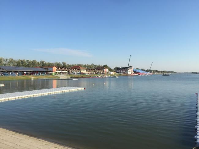 Szeged Maty-ér területrendezés