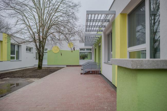 Szeged, Siha közi bölcsőde felújítás
